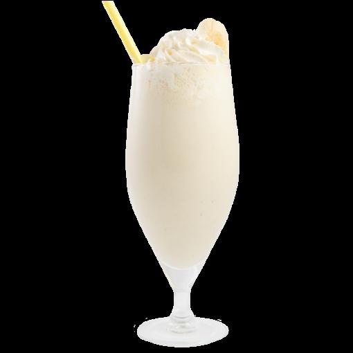 Фруктовый молочный коктейль 0.3 л